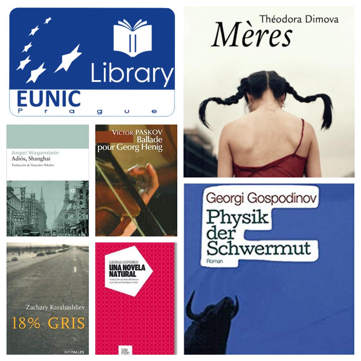 EUNIC Library BCI Prague May 2019
